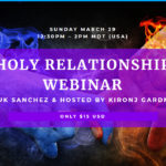 Event: Holy Relationship Webinar